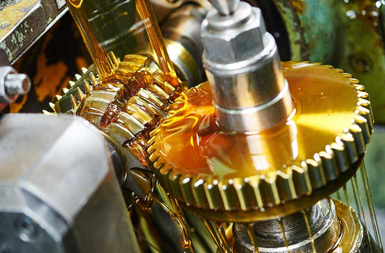 Lubricant industry